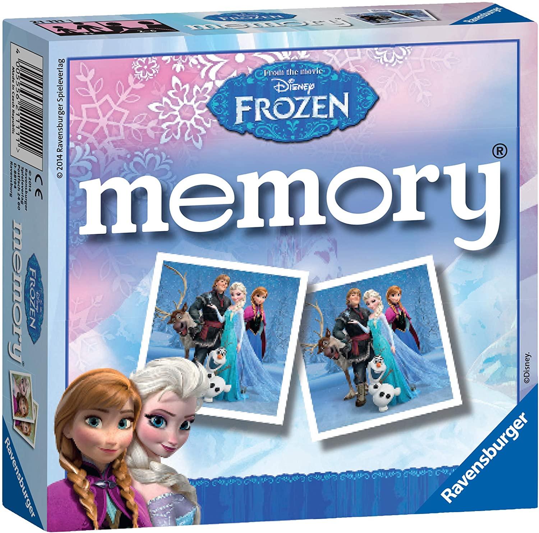 Juego de mesa Frozen mini Memory de Ravensburger