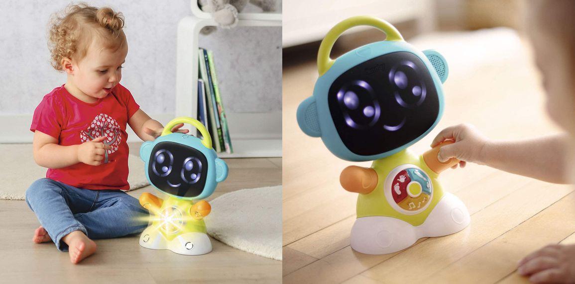 Smoby Robot Tic detalles