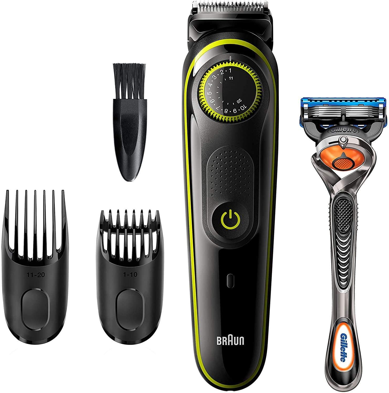 Recortadora de barba Braun BT3241