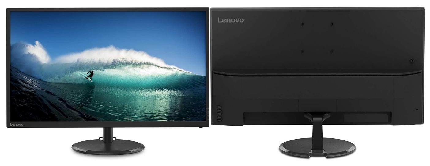 Monitor Lenovo C32q-20 detalles