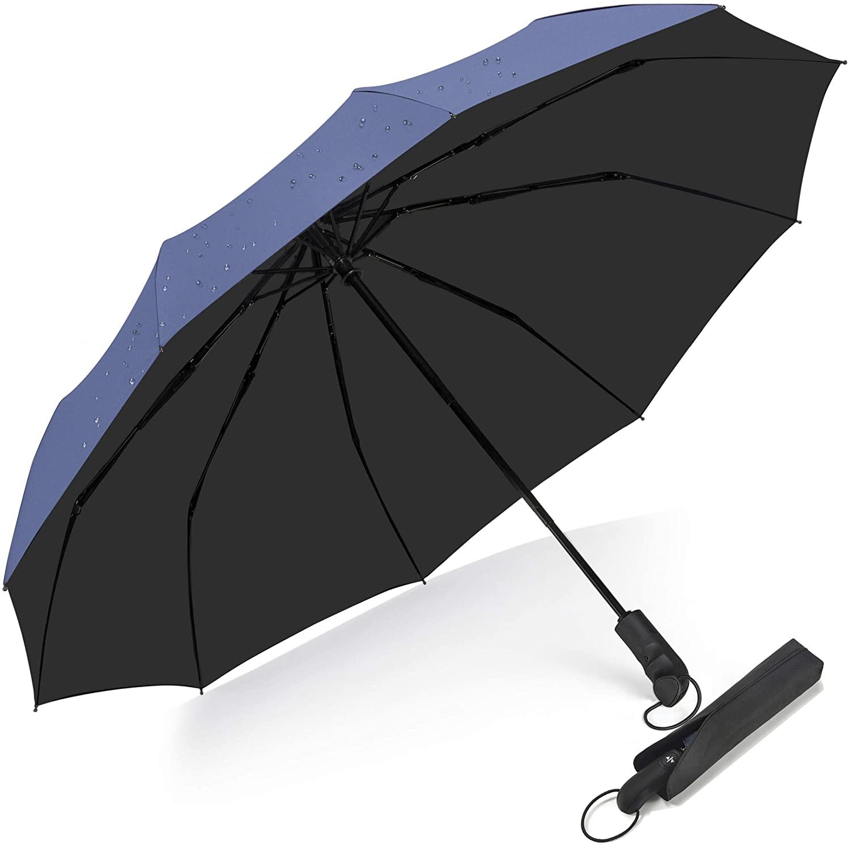 Paraguas plegable a prueba de viento BULLIANT