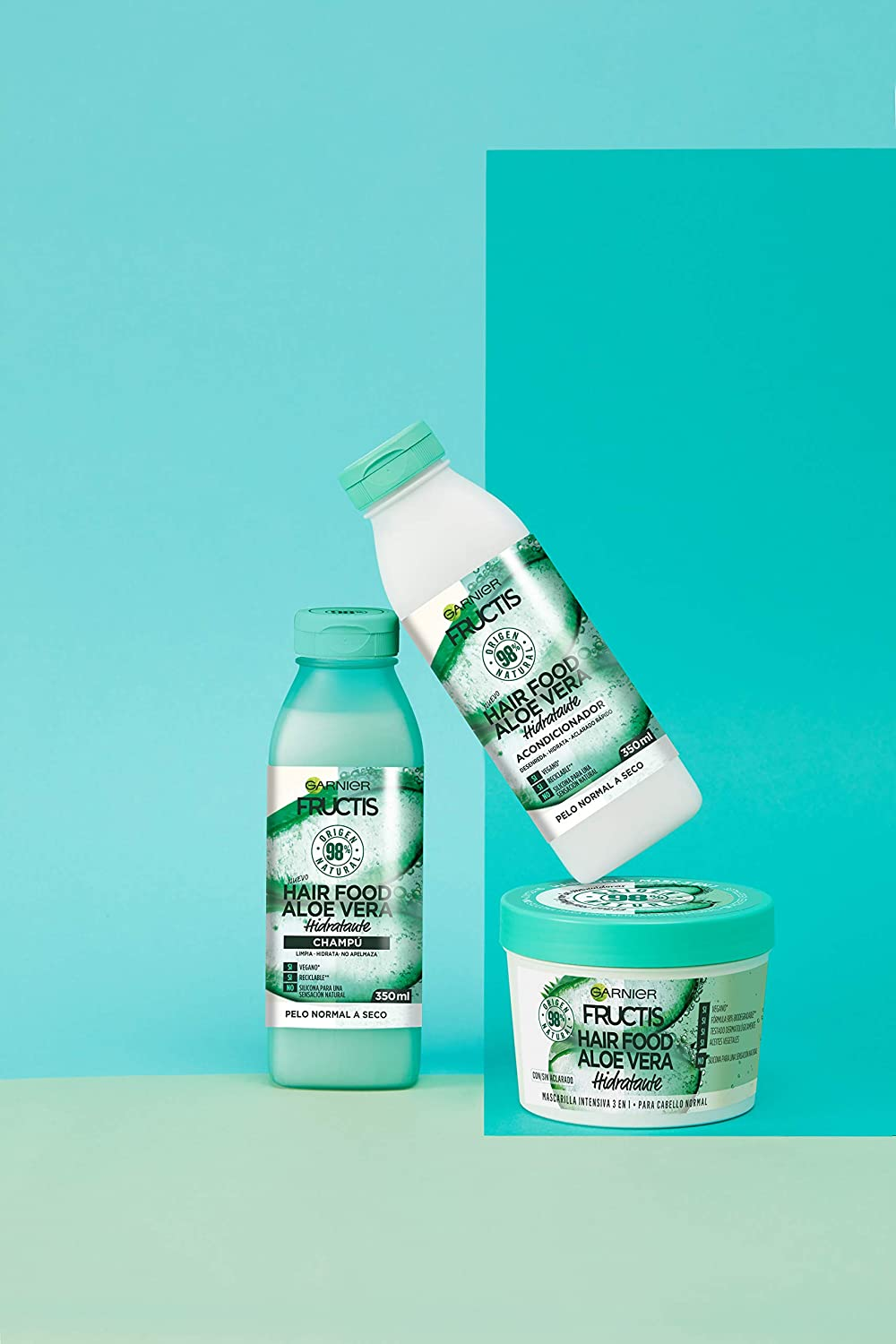 Garnier Fructis Hair Food Aloe Vera