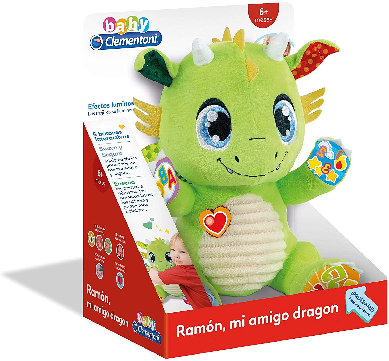 Ramón, mi amigo el Dragón de Clementoni